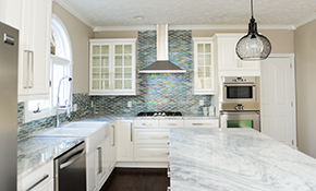 $499 for up to 100 Square Feet of Kitchen Granite Countertop Cleaning and Sealing