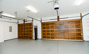 $699 for Garage Door Installation, Reserve Now for $34.95