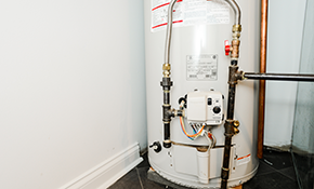 $765 for a 40-Gallon Gas or Electric Water Heater Installation