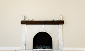 $225 for a Wood Stove Insert Cleaning (with Liner)