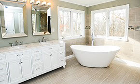$899 Deposit for a Bathroom Remodel - Demolition, Labor, and Materials Included
