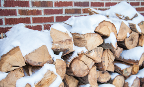 $90 for 1 Face Cord of Seasoned Firewood