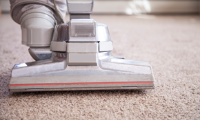 $112 for Carpet Cleaning in 3 Rooms