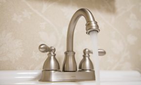 $115 for Kitchen or Bathroom Faucet Installation