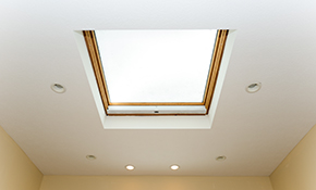 $315 for Skylight Resealing and Roof Inspection