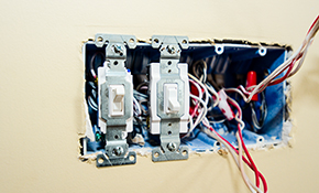 $2,499 Home Electrical Re-Wiring Package