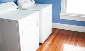 $135 For A Washing Machine Preventative Maintenance Service