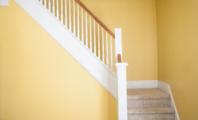 $558 for 2 Interior Painters for 8 Hours Each