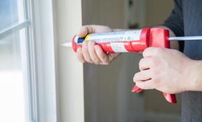 $239 for 3 Hours of Window/Door Maintenance and Weathersealing