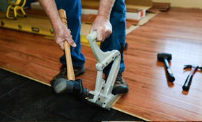 $599 for 200 Square Feet of Laminate Flooring Installation