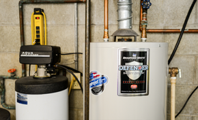 $750 for 30-Gallon Gas Water Heater Installation