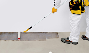 $100 for a Crawlspace Vapor Barrier and Moisture Analysis Plus Credit