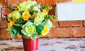 $124  for Centerpiece Arrangement