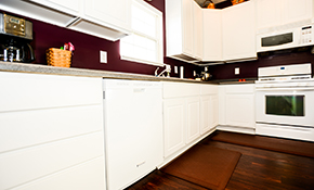 $1475 for Kitchen Cabinet Painting--Paint Included