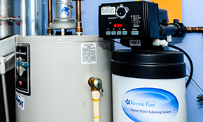 $2,195 for a New Alamo Sentry 45 Water Softener Installation