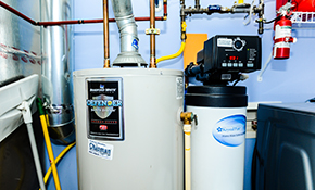 $2,695 for a New Alamo Gold 45 Water Softener Installation