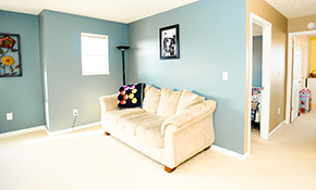 $349 for 2 Rooms of Interior Painting