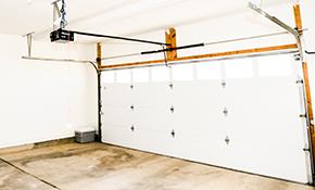 $1,050 New Insulated Garage Door Installation