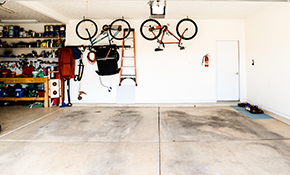 $175 for Home or Garage Cleaning with Floor Cleaning