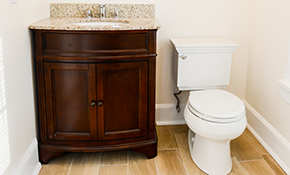 $189 for Toilet Installation