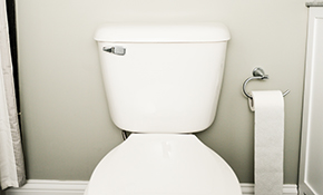 $59 Toilet Tune-Up (40.40% Savings), Reserve Now for $44.25
