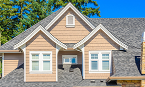 $3,350 for a New Town Home Roof with GAF or Architectonic Shingle with 25-Year Warranty