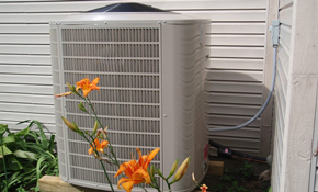 $140 HVAC 12-Month Service Agreement