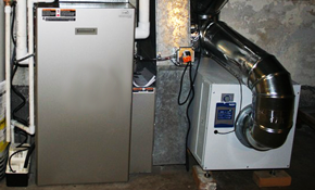 $89 for an Air-Conditioner or Furnace Tune-Up with 15-Point Safety Inspection