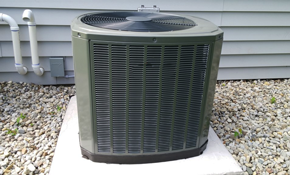 $4,115 for a Goodman 14-SEER Furnace and A/C Installation