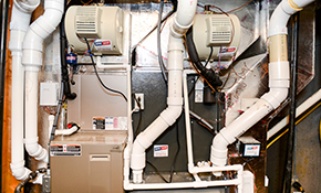 $133 21-Point Furnace Tune-Up