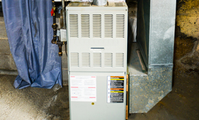 $1,900 for a New Gas Furnace Installation