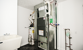 $8,995 for a New Gas Furnace Installation