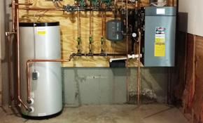 $405 for an Electric or Gas Water Heater Installation