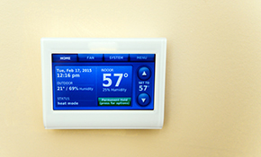 $295 for a Honeywell Smart Wifi Thermostat Installation