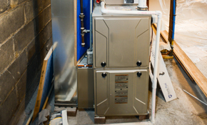 $2,750 for a New Hi-Efficiency Gas Furnace Installation