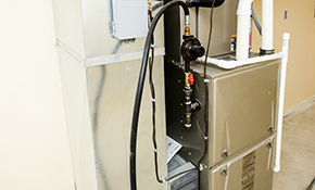 $62 for a Gas Furnace Inspection