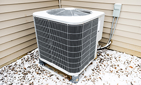 $2,750 for a 2 1/2-Ton High-Efficiency Air Conditioner by TRANE