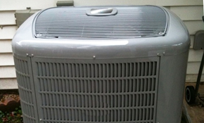 $126  for a Heating and Cooling Service Package