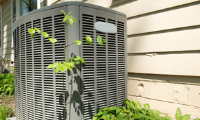 $14,495 for High-Efficiency Air Conditioner and Gas Furnace