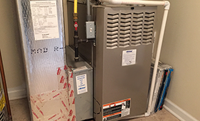 $63 for a 22-Point Furnace Inspection and Analysis