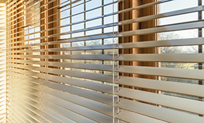 $450 for $500 Credit Toward Custom Shades, Blinds, or Shutters
