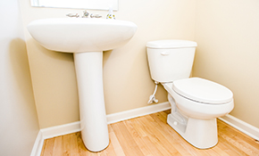 $39 Toilet Tune-Up