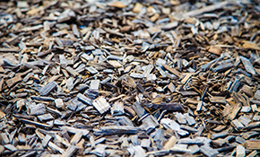 $65 for 1 Cubic Yard of Premium Mulch Delivery and Installation