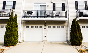 $899 for 16x7 Stratford Series Insulated Double Steel Garage Door Installation