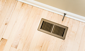 $625 Air Duct Cleaning with Unlimited Vents