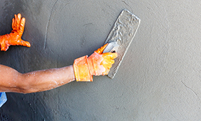 $1,350 for $1,500 Credit Toward Plastering and/or Plaster Molding
