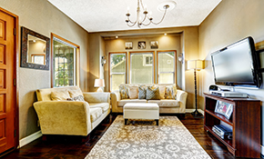 $719 for up to 1,800 Square Feet of Interior Painting