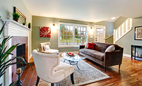 $775 for 3 Rooms of Interior Painting, Reserve Now for $116.25