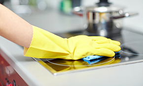 $112 for up to 4 Hours of Housecleaning, Reserve Now for $16.80