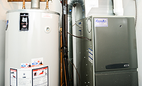 $85 Air-Conditioner or Furnace Tune-Up, Cleaning, and Inspection